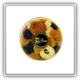 Dried Fruit Medley - Large Gold Acetate