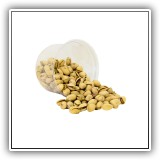 Salted Pistachios - Small Round