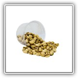 Unsalted Pistachios - Small Round